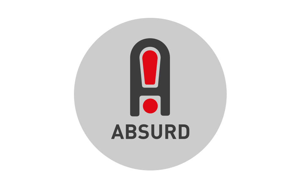 Absurd Recordings logo