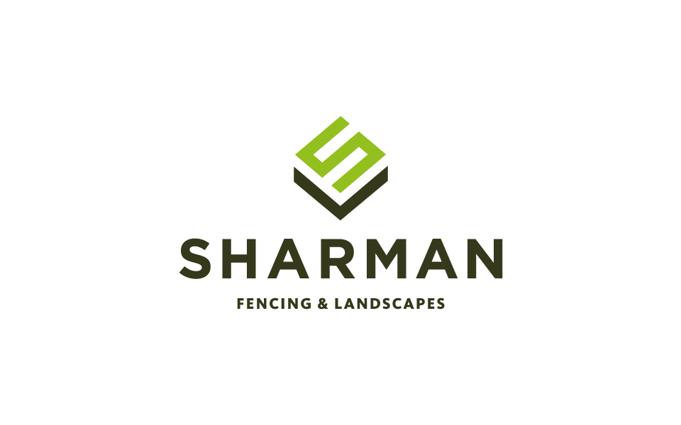 Sharman Fencing and Landscapes logo
